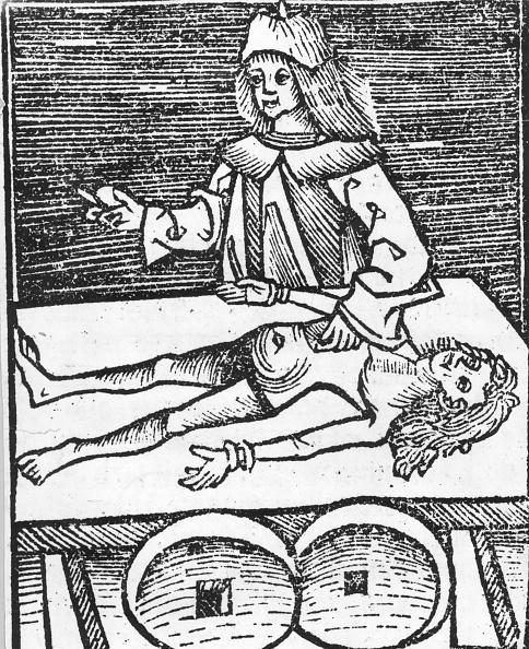 Medieval「Early Surgery」:写真・画像(6)[壁紙.com]