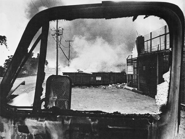 Vehicle Door「1980 Miami Riots」:写真・画像(8)[壁紙.com]