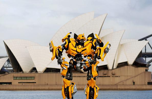 Transformers - Named Work「Transformers Robot Descends On Sydney」:写真・画像(1)[壁紙.com]