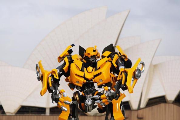 Transformers - Named Work「Transformers Robot Descends On Sydney」:写真・画像(0)[壁紙.com]