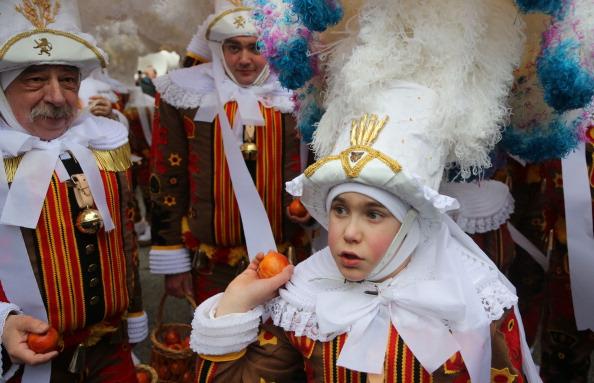 UNESCO World Heritage Site「Mardi-Gras In Binche : A UNESCO World Heritage Carnival」:写真・画像(17)[壁紙.com]