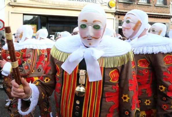 UNESCO World Heritage Site「Mardi-Gras In Binche : A UNESCO World Heritage Carnival」:写真・画像(18)[壁紙.com]