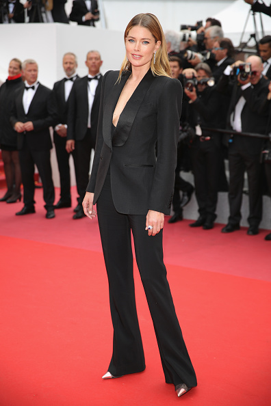 """Black Jumpsuit「""""Solo: A Star Wars Story"""" Red Carpet Arrivals - The 71st Annual Cannes Film Festival」:写真・画像(12)[壁紙.com]"""