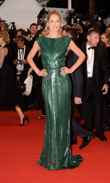 "Elie Saab - Designer Label「""Cosmopolis"" Premiere - 65th Annual Cannes Film Festival」:写真・画像(17)[壁紙.com]"