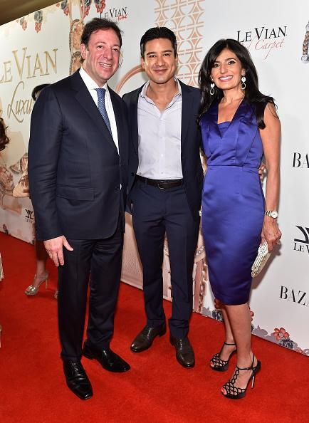 Mario Lopez「Le Vian 2016 Red Carpet Revue」:写真・画像(8)[壁紙.com]
