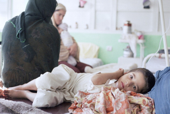Kabul「Afghan Child in Hospital」:写真・画像(8)[壁紙.com]
