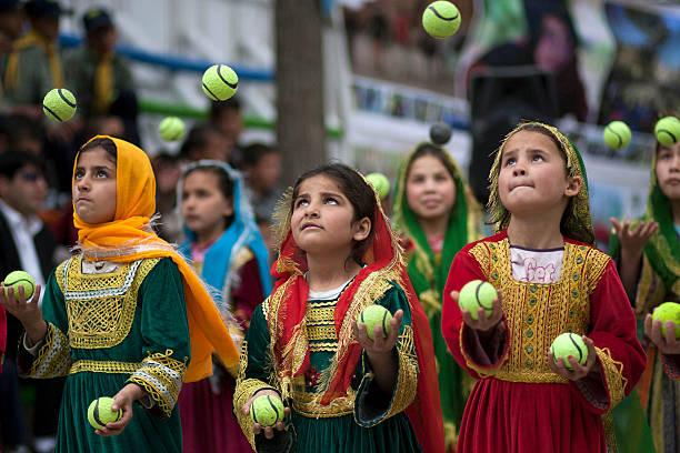 Afghan Children Celebrate World Circus Day:ニュース(壁紙.com)