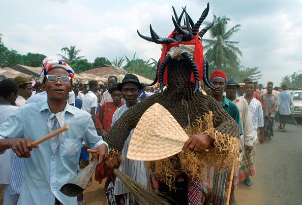 Hiding「Tribal Dancers, Cameroon, Africa」:写真・画像(15)[壁紙.com]