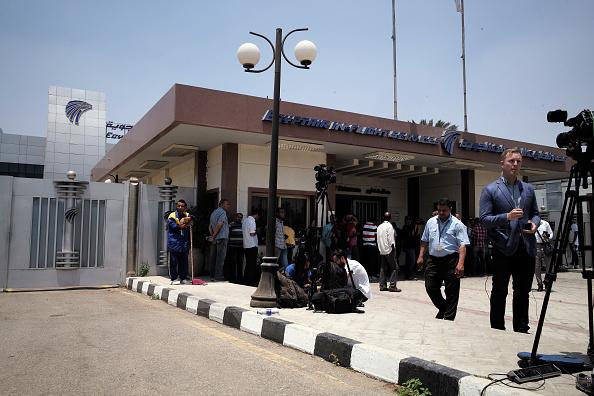 Finance and Economy「EgyptAir Flight From Paris Missing Over Mediterranean」:写真・画像(7)[壁紙.com]