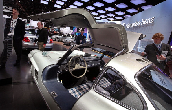 Scott Olson「Detroit Auto Show Previews Newest Car Models From Around The World」:写真・画像(11)[壁紙.com]