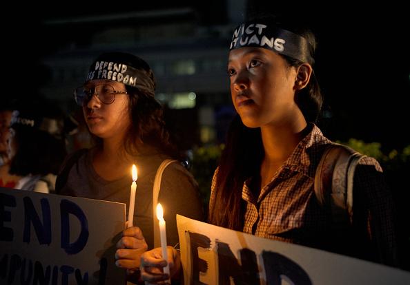 Mass Murder「Vigil Held For Victims Of Ampatuan Massacre As Trial Verdict Approaches」:写真・画像(7)[壁紙.com]