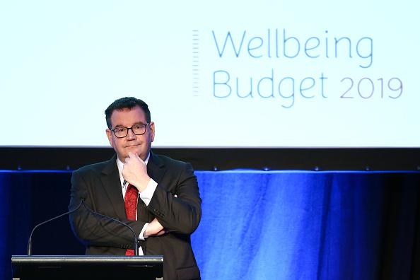 Budget「Finance Minister Grant Robertson Delivers Post Budget Address」:写真・画像(8)[壁紙.com]