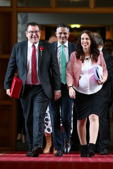 Budget「Finance Minister Grant Robertson Delivers Budget 2018」:写真・画像(18)[壁紙.com]