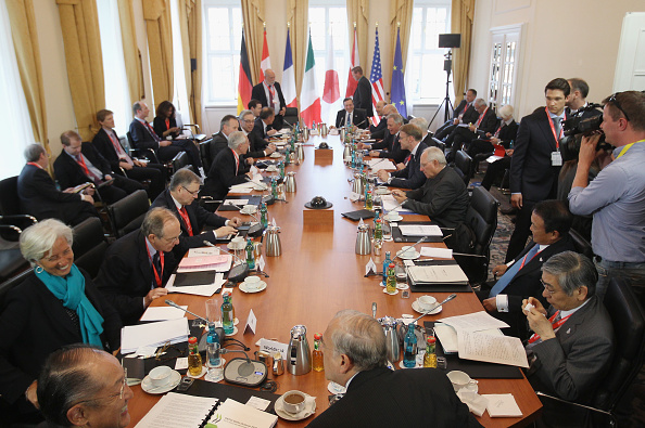 Global「G7 Finance Ministers Meet In Dresden」:写真・画像(12)[壁紙.com]