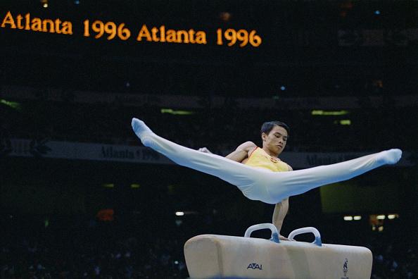 あん馬「XXVI Olympic Summer Games」:写真・画像(5)[壁紙.com]