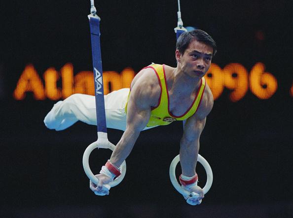 あん馬「XXVI Olympic Summer Games」:写真・画像(4)[壁紙.com]