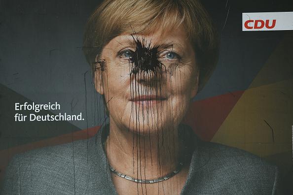 ドイツ「Political Parties Campaign In Federal Elections」:写真・画像(14)[壁紙.com]