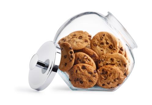 Side View「Chocolate Chip Cookie Jar」:スマホ壁紙(15)