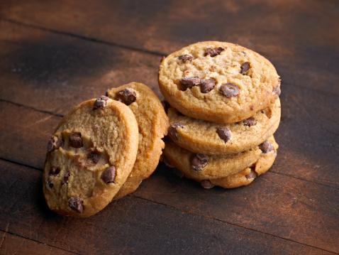 Cookie「チョコレートチップクッキー」:スマホ壁紙(9)