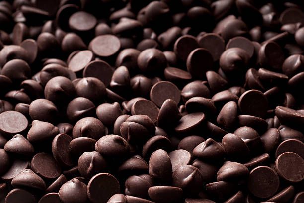 Chocolate Chip Background:スマホ壁紙(壁紙.com)