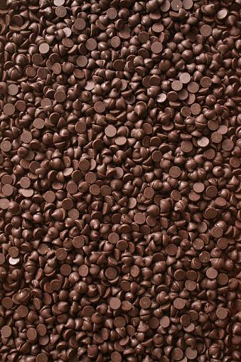 Chocolate Chip「Chocolate chips background」:スマホ壁紙(16)