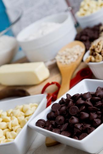 Milk Chocolate「Chocolate Chip Cookie Ingredients」:スマホ壁紙(15)
