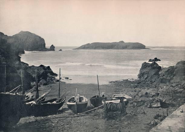 Mullion Cove - Showing Mullion Island:ニュース(壁紙.com)