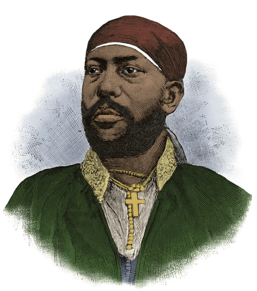皇帝「Menelik II, Emperor of Abyssinia, 1889 - 1913」:写真・画像(2)[壁紙.com]
