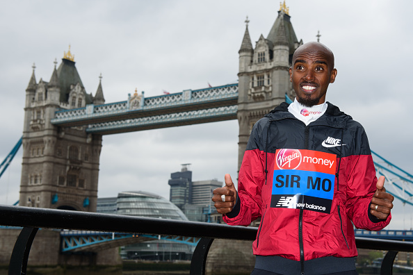 Mo Farah「London Marathon 2019 - Photocalls」:写真・画像(13)[壁紙.com]