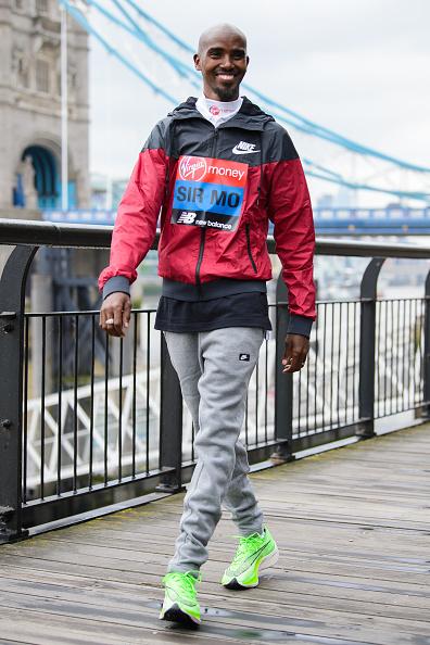 Mo Farah「London Marathon 2019 - Photocalls」:写真・画像(0)[壁紙.com]