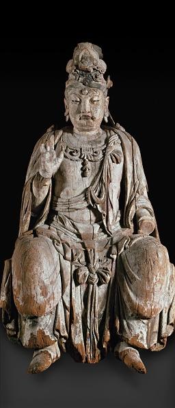 Bodhisattva「Seated Figure Of The Bodhisattva Guanyin」:写真・画像(1)[壁紙.com]
