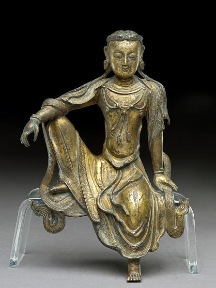 Bodhisattva「Seated Figure Of A Bodhisattva」:写真・画像(17)[壁紙.com]