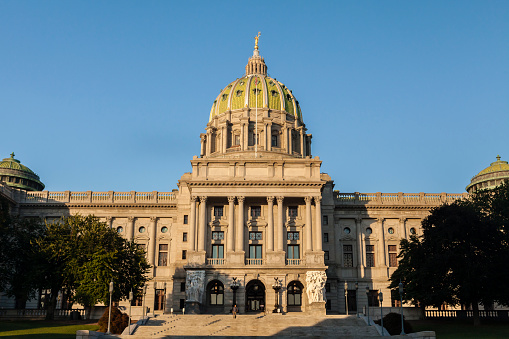 Arch - Architectural Feature「Pennsylvania State Capitol Building」:スマホ壁紙(17)