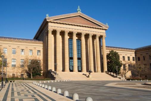 Philadelphia - Pennsylvania「USA, Pennsylvania, Philadelphia, Philadelphia Museum Of Art facade」:スマホ壁紙(14)