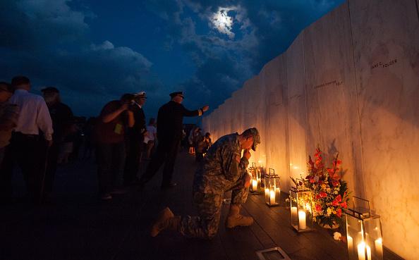 Pennsylvania「15th Anniversary Of Sept. 11th Attacks Commemorated At Flight 93 National Memorial In Shanksville, Pennsylvania」:写真・画像(17)[壁紙.com]