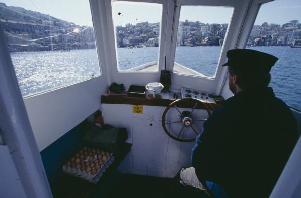 Passenger Craft「Polruan Ferry」:写真・画像(3)[壁紙.com]
