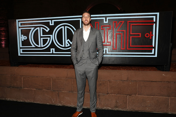 Frank Kaminsky「GQ Celebrates NBA All-Star Weekend 2017 - Arrivals」:写真・画像(3)[壁紙.com]