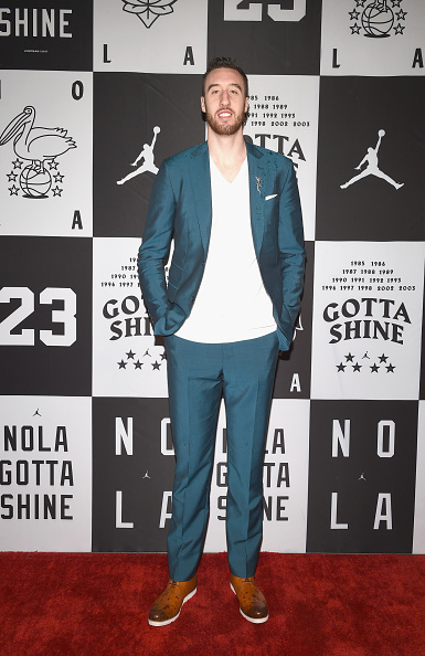 Frank Kaminsky「Jordan Brand: 2017 All-Star Party」:写真・画像(0)[壁紙.com]