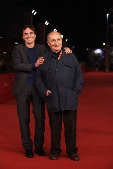 Film Director「'Frammenti' Premiere - The 7th Rome Film Festival」:写真・画像(13)[壁紙.com]