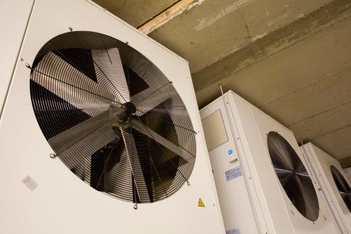 Basement「Air-conditioning fans」:スマホ壁紙(14)