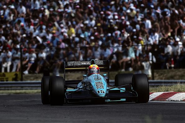 ハンガロリンク「Maurício Gugelmin, Grand Prix Of Hungary」:写真・画像(12)[壁紙.com]
