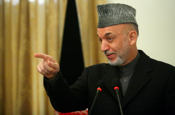 Kabul「Hamid Karzai Attends A Press Conference With Yves Leterme」:写真・画像(4)[壁紙.com]