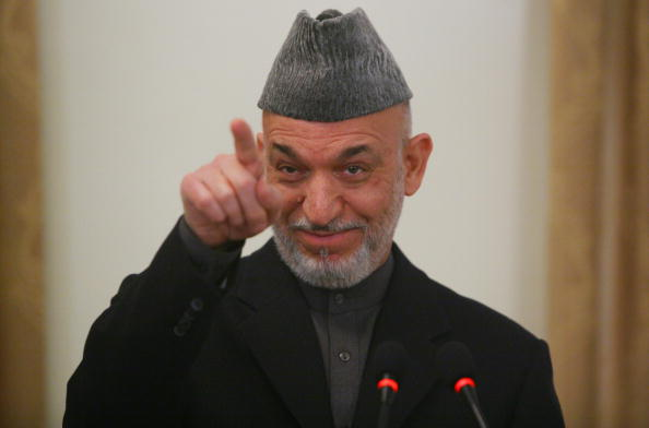 Kabul「Hamid Karzai Attends A Press Conference With Yves Leterme」:写真・画像(0)[壁紙.com]