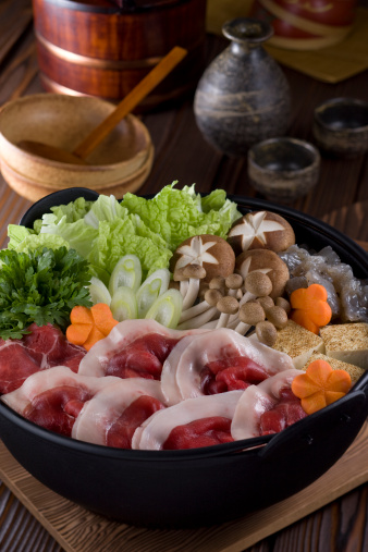 清酒「Shishi-nabe」:スマホ壁紙(7)