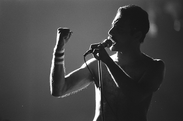 Monochrome「Queen Hot Space North American Tour」:写真・画像(17)[壁紙.com]