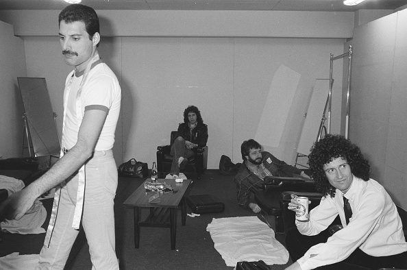 Stage - Performance Space「Queen Hot Space Japan Tour」:写真・画像(5)[壁紙.com]