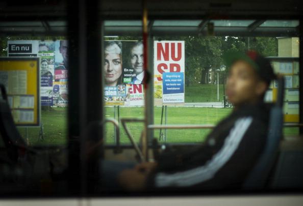 Utrecht「Dutch Prepare For Elections」:写真・画像(13)[壁紙.com]