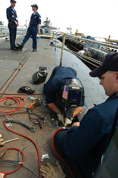 Trident Submarine USS Georgia To Undergo Reconfiguration:ニュース(壁紙.com)