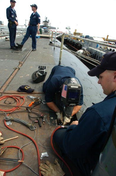 Daniel Gi「Trident Submarine USS Georgia To Undergo Reconfiguration」:写真・画像(12)[壁紙.com]
