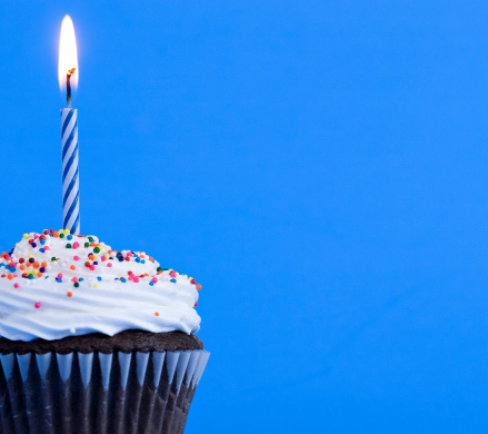 Cupcake「Birthday cupcake」:スマホ壁紙(18)